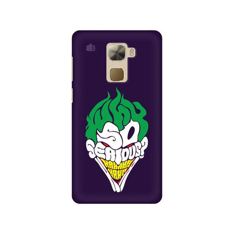 Why So Serious Letv 3s Pro Phone Cover