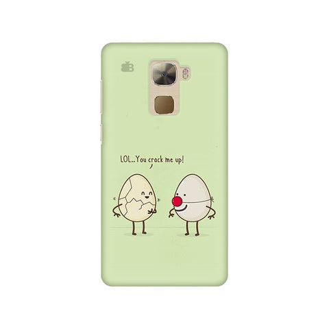 You Crack me up Letv 3s Pro Phone Cover
