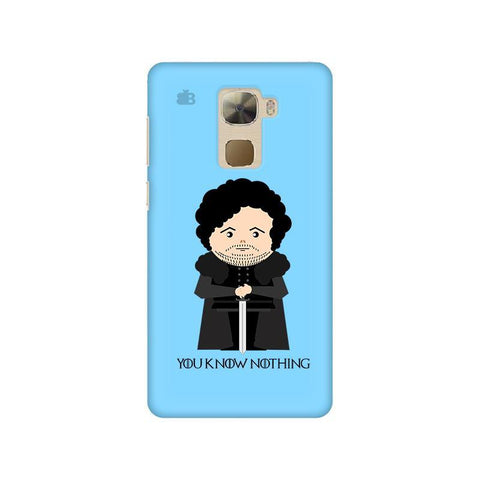 You Know Nothing Letv 3s Pro Phone Cover