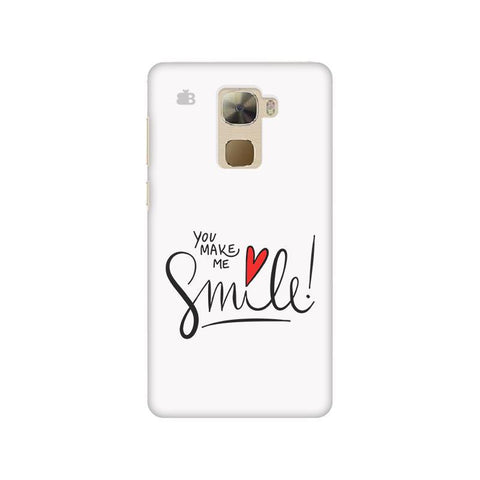 You make me Smile Letv 3s Pro Phone Cover