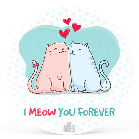 Meow You Forever Pop Holder