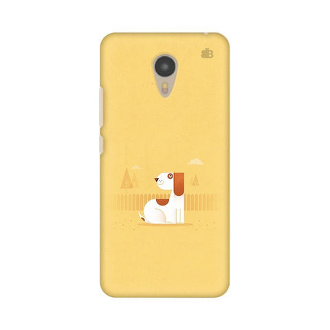 Calm Dog Micromax Yu Yunicorn Phone Cover