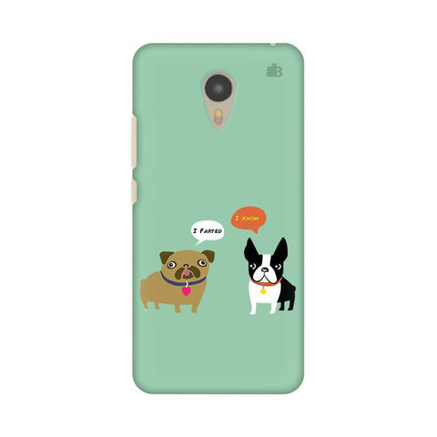 Cute Dog Buddies Micromax Yu Yunicorn Phone Cover