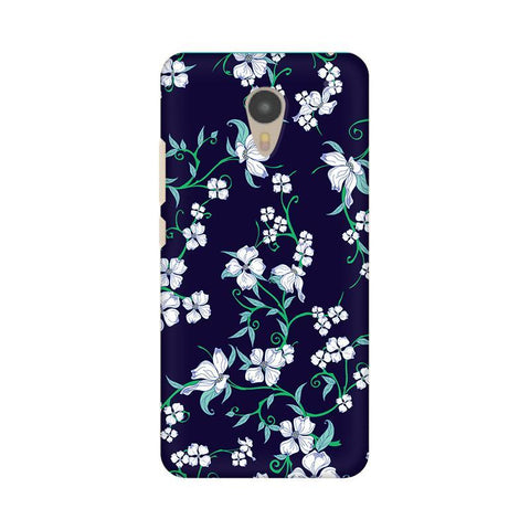 Dogwood Floral Pattern Micromax Yu Yunicorn Phone Cover