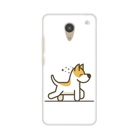 Happy Puppy Micromax Yu Yunicorn Phone Cover