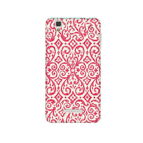 Bright Ikat Art Micromax Yu Yureka Plus Phone Cover