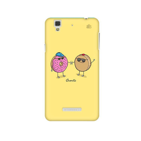 Bronuts Micromax Yu Yureka Plus Phone Cover