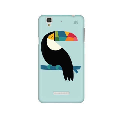 Calm Bird Micromax Yu Yureka Plus Phone Cover