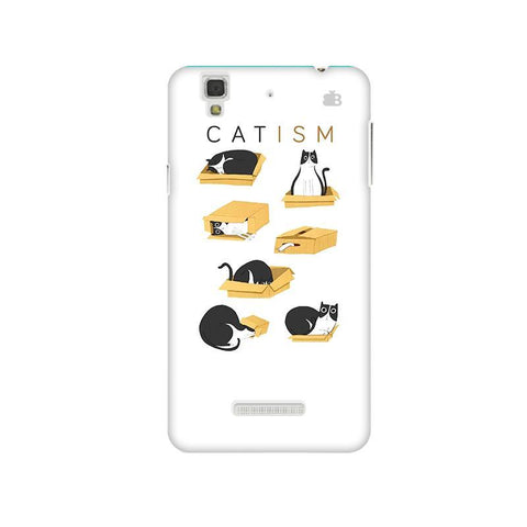 Catism Micromax Yu Yureka Plus Phone Cover