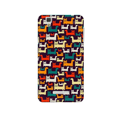 Chill Cats Micromax Yu Yureka Plus Phone Cover