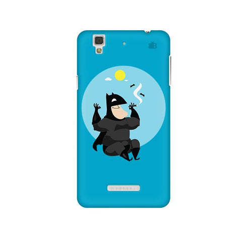 Chllin Superhero Micromax Yu Yureka Plus Phone Cover