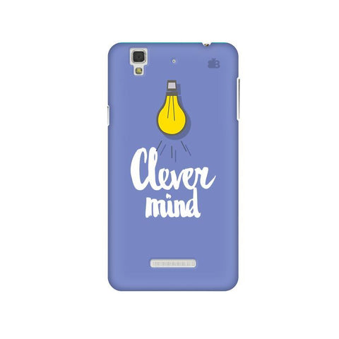 Clever Mind Micromax Yu Yureka Plus Phone Cover