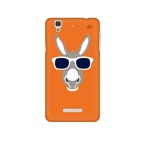 Cool Donkey Micromax Yu Yureka Plus Phone Cover