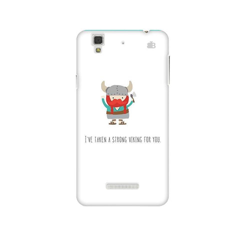 Strong Viking Micromax Yu Yureka Plus Phone Cover