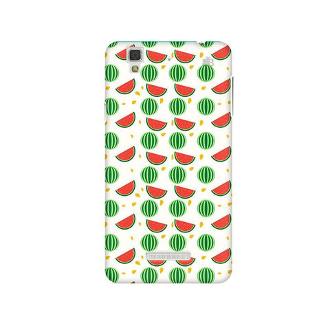 Summer Melons Micromax Yu Yureka Plus Phone Cover