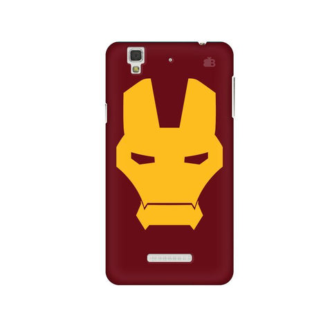 Superhero Mask Micromax Yu Yureka Plus Phone Cover