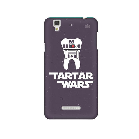 Tartar Wars Micromax Yu Yureka Plus Phone Cover