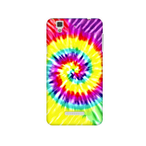 Tie & Die Art Micromax Yu Yureka Plus Phone Cover