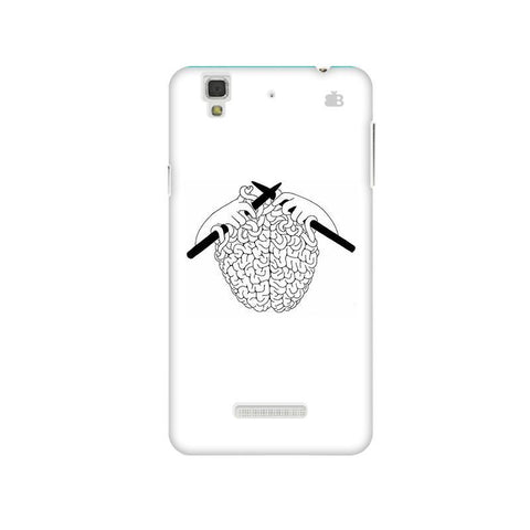 Weaving Brain Micromax Yu Yureka Plus Phone Cover