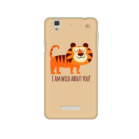 Wild About You Micromax Yu Yureka Plus Phone Cover