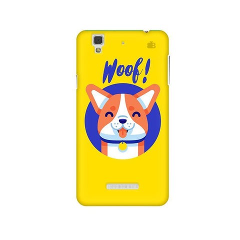 Woof Micromax Yu Yureka Plus Phone Cover