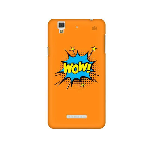 Wow! Micromax Yu Yureka Plus Phone Cover