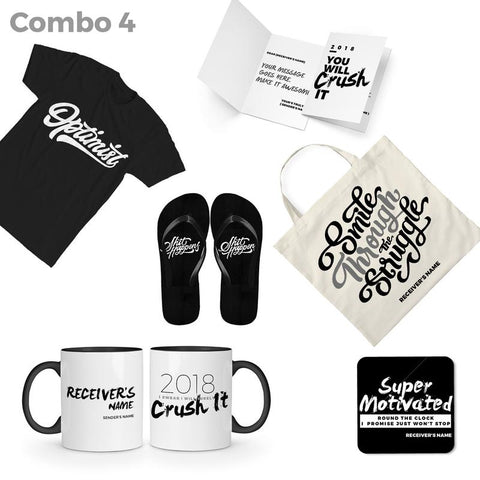 Motivational Gift Pack (Customizable)
