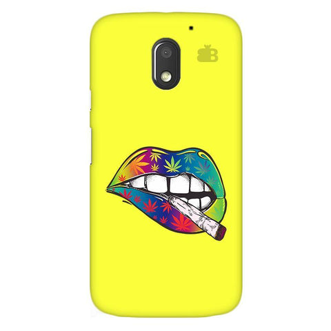 Trippy Lips Moto E3 Power Phone Cover