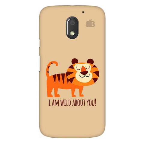 Wild About You Moto E3 Power Phone Cover