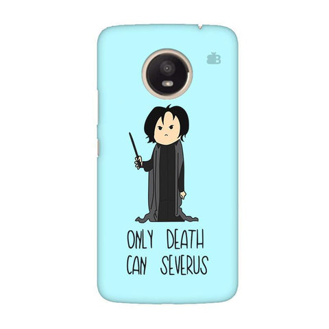 Death Severus Moto E4 Plus Phone Cover