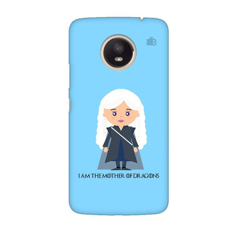 Mother of Dragons Moto E4 Plus Phone Cover