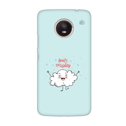 Smile Everyday Moto E4 Plus Phone Cover