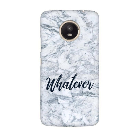Whatever Moto E4 Plus Phone Cover