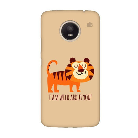 Wild About You Moto E4 Plus Phone Cover