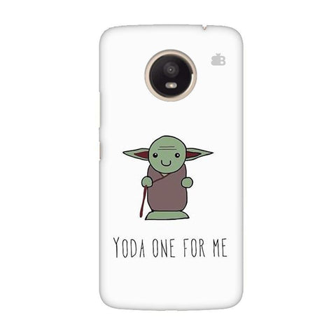 Yoda One Moto E4 Plus Phone Cover