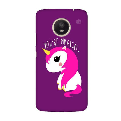 You're Magical Moto E4 Plus Phone Cover