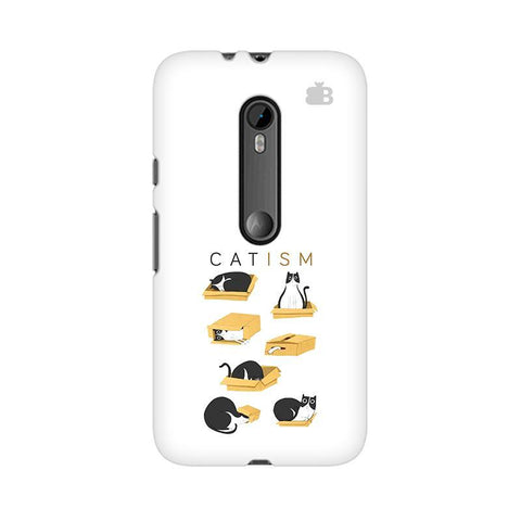 Catism Moto G3 Phone Cover