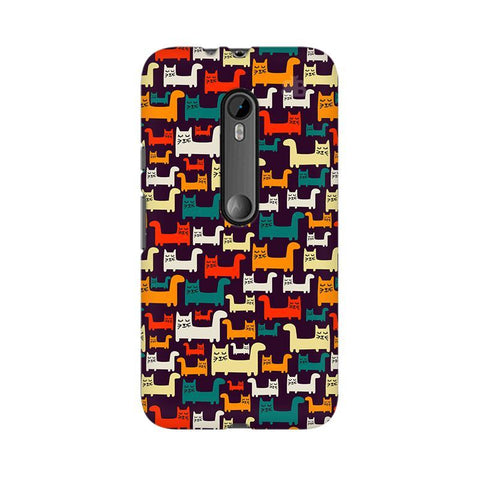 Chill Cats Moto G3 Phone Cover