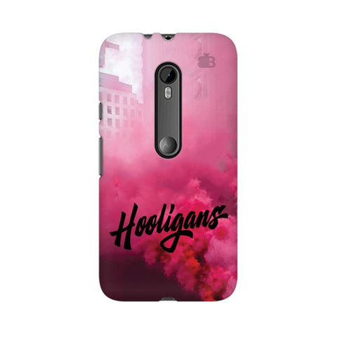 Hooligans Moto G3 Phone Cover