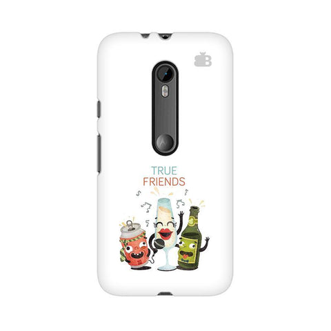 True Friends Moto G3 Phone Cover