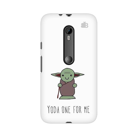 Yoda One Moto G3 Phone Cover