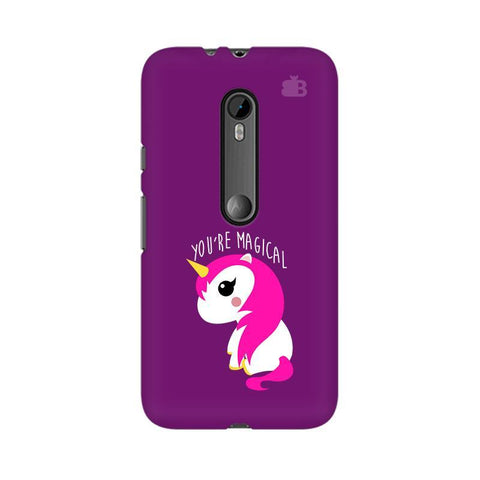 You're Magical Moto G3 Phone Cover