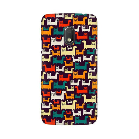 Chill Cats Moto G4 Play Phone Cover
