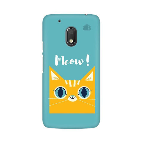 Meow Moto G4 Play Phone Cover