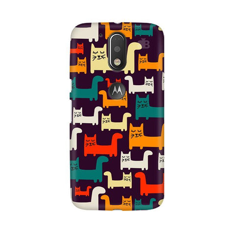 Chill Cats Moto G4  Plus Phone Cover