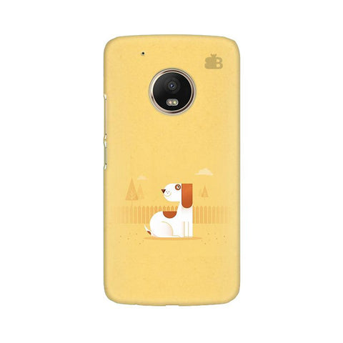Calm Dog Moto G5 Phone Cover