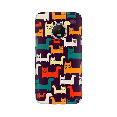Chill Cats Moto G5 Phone Cover