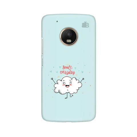 Smile Everyday Moto G5 Phone Cover