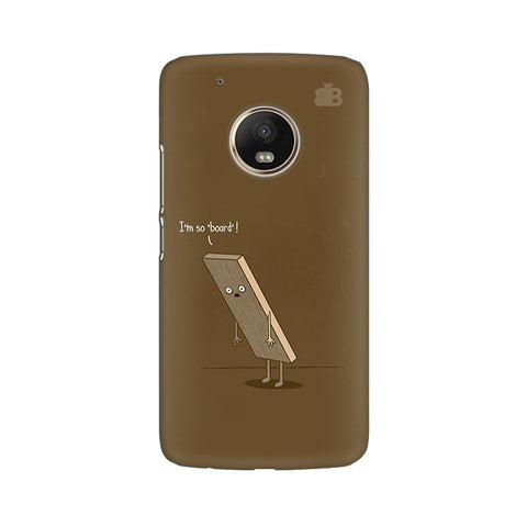 So Board Moto G5 Phone Cover