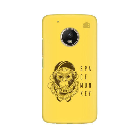Space Monkey Moto G5 Phone Cover